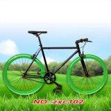 """bicicletas adultas de aço da bicicleta fixa 26 da engrenagem 700c*25cc """""""