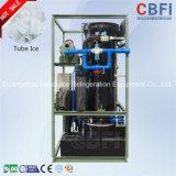 Máquina comercial de fabricação de tubos de gelo