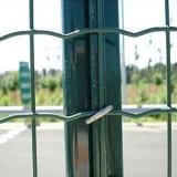 電流を通されるか、またはPVC上塗を施してある強盗の網