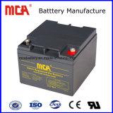 De redelijke Prijs verzegelde Batterij 12V 100ah van het Gel van het Lood de Zure Zonne