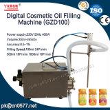 Máquina de rellenar del petróleo de Digitaces de 10ml-10000ml (GZD100Q)