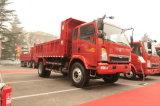 Carro ligero de Sinotruk HOWO de la tonelada china de la serie 4X2 8-10