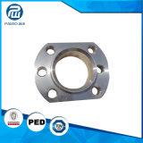 合金鋼鉄CNCは工学のための部品のステンレス鋼のリングロール鍛造材の部品を機械で造った
