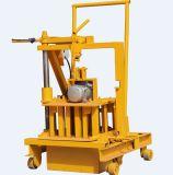 Manual pequeno bloco móvel máquina para fabricação de tijolos na África do Sul
