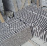 Полированный природных G664 красной гранитной плитки на полу/лестница/бассейн