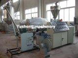 Ligne de granulation rigide/doucement de PVC de découpage chaud de machine