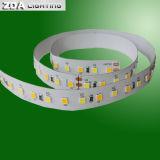 Striscia della luce di Tempertaure Dimmable LED di colore (2835 LED)