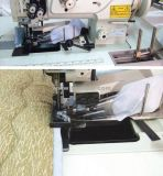 Heavy Duty de aguja simple máquina de coser la ropa de cama para el enlace de la tapa