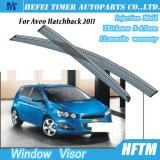 Visière pour vitre pour pare-brise voiture pour Chevrolet Aveo Hatchback2011