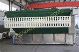 Textilfertigstellungs-Maschinerie entspannen sich die trockenere/trocknende Maschine, die für das Aufbereiten und das Trocknen der gestrickten und gesponnenen Baumwolle und des Baumwolle gemischten Röhrengewebes verwendet wird