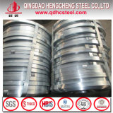 SPCC a laminé à froid la bande en acier galvanisée diverse par paillette