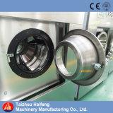 De Apparatuur van de wasserij/de Volledige Wasmachine Extractor/Xgq-50kg van de Wasserij van de Structuur van de Schok van de Opschorting