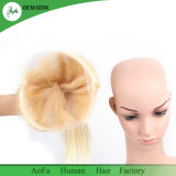 360 cheveu péruvien humain de Vierge de la couleur 613# Strainght Remy de frontaux