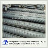 Perfis de aço Barra de aço deformada hastes de ferro para material concreto