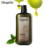 Shampooing cosmétiques naturels originaux de kératine D'angello