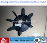 La pala del ventilatore utilizzata motore protetto contro le esplosioni del PVC
