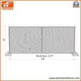 6 ' x10 (미국 기준) 건축 임시 체인 연결 담 또는 체인 연결 건축 담