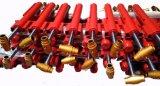 Table élévatrice à ciseaux le piston du vérin hydraulique standard