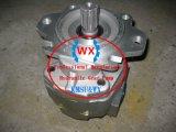 Насос Ass'y для 705-11-30110 Японии бульдозера D455A-1 бульдозер шестеренчатый насос