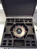 Fabricante do caso de alumínio feito sob encomenda de Dji M600, caso do vôo (KeLi-UAV-1001)
