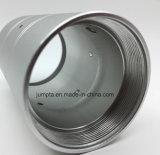 Cnc-drehendrehentonerde-Teile, LED-Taschenlampen-Aluminiumgehäuse, LED-hohes Bucht-Licht-Aluminiumgehäuse, LED-Scheinwerfer-Aluminiumteile, Kühler-Aluminiumgehäuse