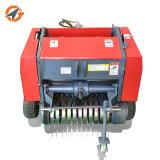 高品質ATVのトラクターによって取付けられる小型円形の干し草の梱包機