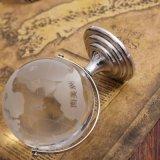 Decoração de design de cristal de design moderno com globo de cristal (KS1201067)