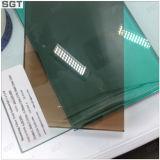Sgt에서 녹색 그리고 차 색깔을%s 가진 박판으로 만들어진 유리 10 mm