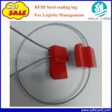 容器管理のための試供品915MHz RFID IDのシールの札