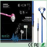 Écouteurs stéréo de qualité supérieure à fermeture à glissière en provenance de Chine usine (K-916)