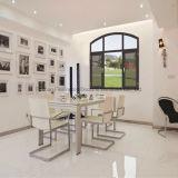 Het Openslaand raam van het aluminium voor Villa en Woningbouw (voet-W108)