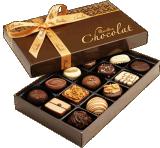 [هيغقوليتي] شوكولاطة هبة يعبّئ صندوق