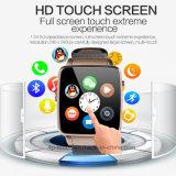 2016 Nuevo reloj Bluetooth desarrollados teléfono con pantalla curvada (X6)