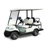 4つの車輪6のシートの電気観光のカート