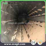 Petit tambour sécheur rotatoire de déchets de bois de sciure de biomasse de dessiccateur rotatoire