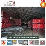 1000m² Semi-Permanent tente d'entrepôt en aluminium