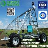 Irrigation de système automatique de prix usine de matériel central d'irrigation de pivot