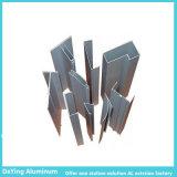 Traitement extérieur d'usine de profil d'excellence en aluminium professionnelle d'extrusion