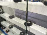 自動PLC制御10車輪のガラスエッジングの磨く機械