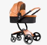 Alluminio 3 in 1 alto passeggiatore del pareggiatore del passeggino dei prodotti delle merci del bambino di paesaggio di modo