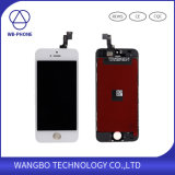 Запасная часть агрегата цифрователя экрана касания индикации LCD для черноты или белизны iPhone 5s