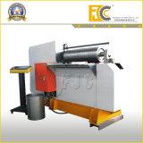 Máquina hidráulica de Rolly da placa automática de dois rolos para a lata de Transh
