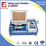 Gravure laser Julong Liaocheng Machine Timbre de polymère Making Machine