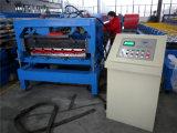 Máquina trapeadora de rolo de telhado modular de telha modulada de aço trapazoidal quente