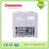 Réfrigérateur de vis refroidi par air semi-hermétique de compresseur de vis