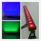 DMX512 Outdoor 18*10W RGBW 4 in 1 LED Wall Washer LED Bar