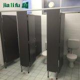 Divisória Phenolic pública do compartimento do toalete