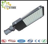 Indicatore luminoso esterno della strada di fabbricazione 120W LED dell'indicatore luminoso di via di Shenzhen LED, lampada di via del LED