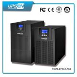 Onda senoidal Eco-Designed 1 Fase de alimentación UPS en línea