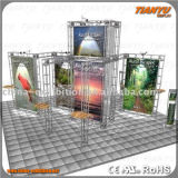 Exposición de la estructura de la armadura de la pantalla de aluminio